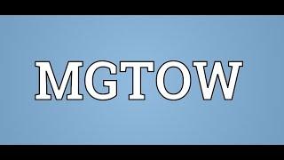 Мужчины, идущие своим путем - МИСП / Men Going Their Own Way – MGTOW