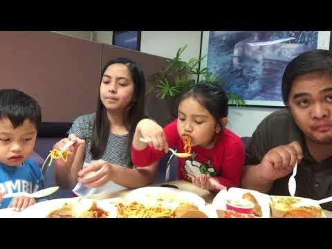 Jollibee SARAP taste test
