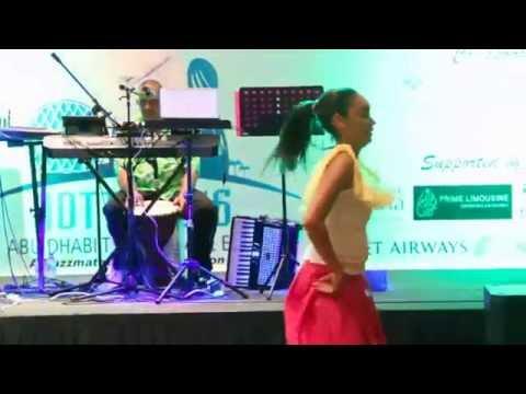 SEYCHELLES SEGA DANCE  - ADTTE 2016 ABU DHABI !