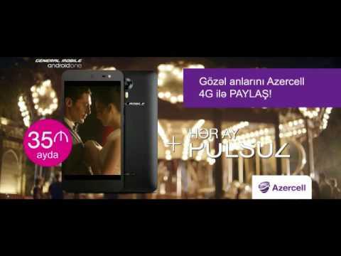 General Mobile şimdi de Azerbaycan'da!