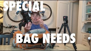 Stuff I Use-Camera: Lowepro Photo Sport 200 AW - What's In My bag?