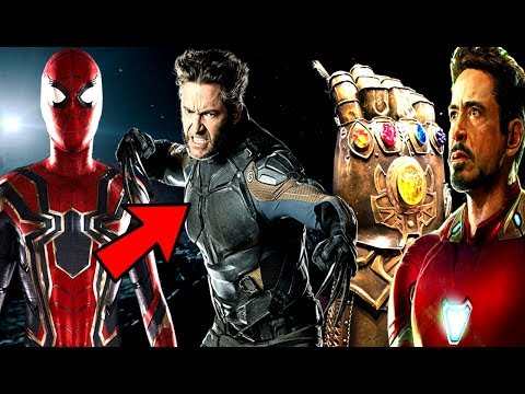 Hugh Jackman As Wolverine RUMOURED To Appear In Avengers 4? & Thanos Major Minion In Infinity War?