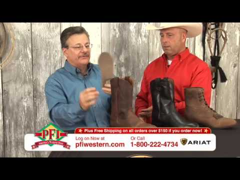 4cd27e4e0ae Ariat Mens Heritage Roper Boots