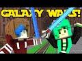 MINECRAFT STAR WARS GALAXY WARS | RADIOJH GAMES & SallyGreenGamer