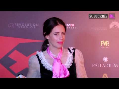 Kalki Koechlin at premiere of film XXX : Return of Xander Cage