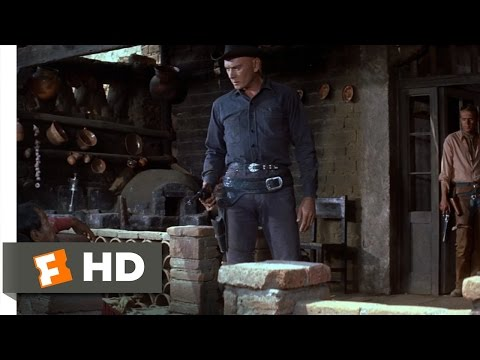 The Magnificent Seven (12/12) Movie CLIP - Killing Calvera (1960) HD