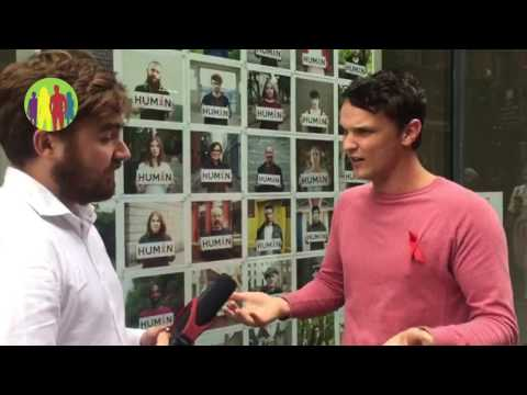 IRISH AIDS DAY 2017: Interview with a HIV activist Robbie Lawlor