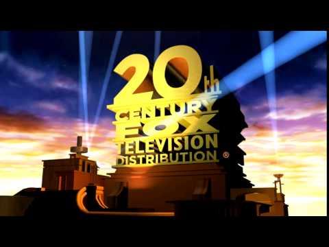 20th Century Fox Television Distribution new logo - YouTube