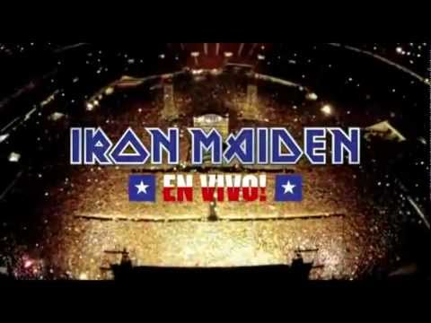 Iron Maiden - 01. Satellite 15 (EN VIVO!) [HD-HQ]