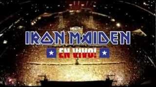 Iron Maiden - 01. Satellite 15 (EN VIVO!) [HD-HQ]