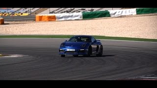Chris Harris on Cars - Porsche Cayman GT4 full test