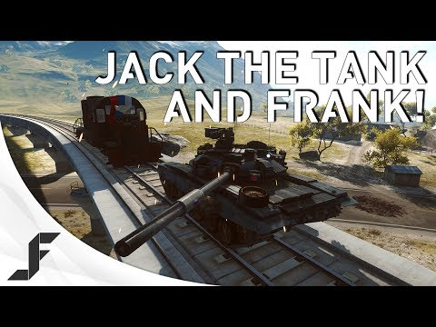 Jack the Tank and Frank! Battlefield 4 Launch