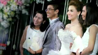 Ju & Ko Wedding Highlight - Traditional Thai Wedding and Dinner Reception 2014_08_17