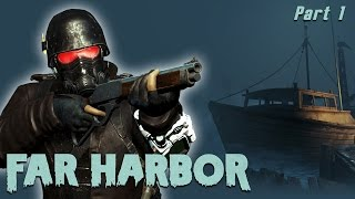 Fallout 4 - Far Harbor - Part 1