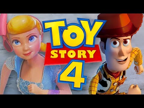 Toy Story 4 - Bo Peep FIRST LOOK!