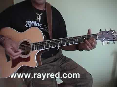Easy Way To Play Creedence\'s \