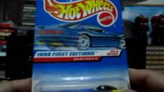Toy Review: Hot Wheels 1998 And 1999 First Editions!