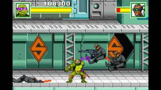 [TAS] Teenage Mutant Ninja Turtles 100% Speedrun [Part 4]