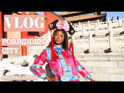 What to do in Beijing? Visit the Forbidden City and Food Markets| CHINA VLOG