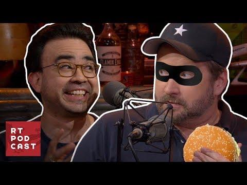 RT Podcast: Ep. 489 - Burnie the Hamburgler