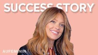SUCCESS STORY : CAROLINE RECEVEUR NOUS PARLE DE SON PASSÉ | AUFEMININ