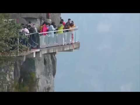 Top 10 Most Extreme Travel Adventures in China | Part 1