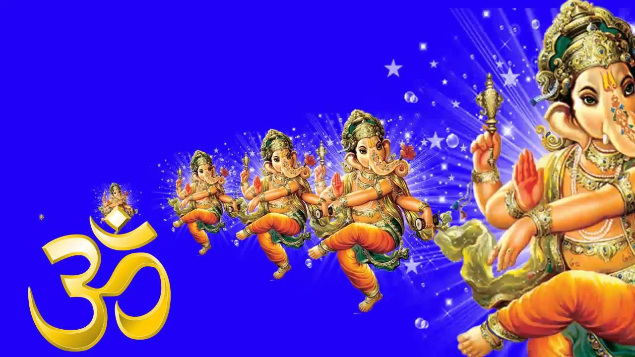 Ganesha hd background animates video downloads youtube altavistaventures Images