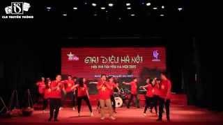 LK Hà Nội - Câu lạc bộ Âm nhạc Khoa Quốc tế - IShuffle