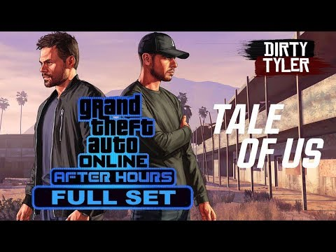 GTA After Hours Music  Tale Of Us Full Set