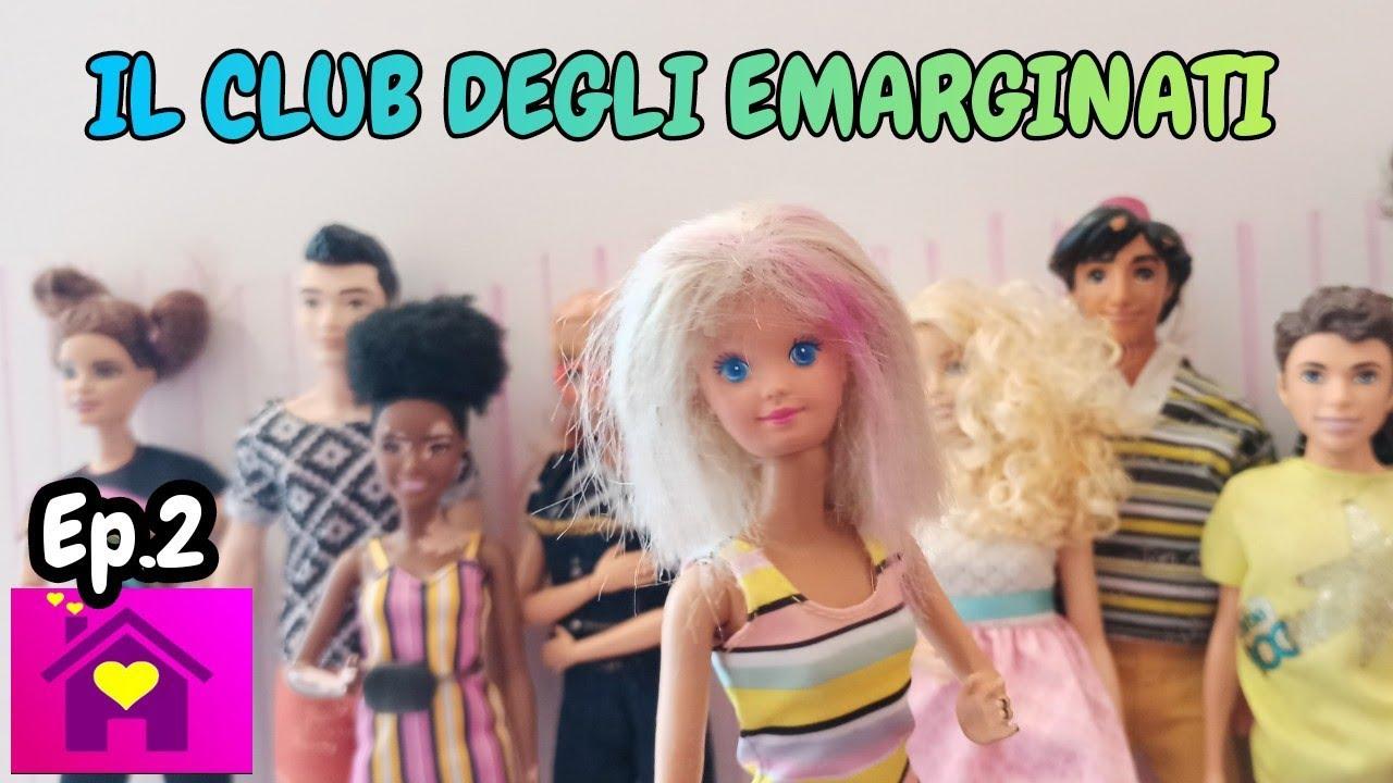 LISA AL COLLEGE EP.2: Il club degli emarginati