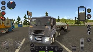Truck Simulator 2018 : Europe #2 | Android Gameplay | Friction Games