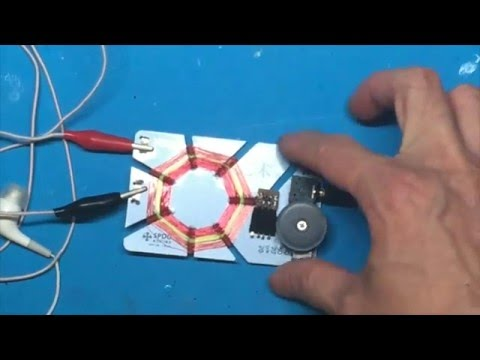 how to make a crystal radio youtube