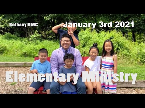"""January 3rd 2021 Sunday Gospeland Worship : """"Named to Glorify God's Name."""""""