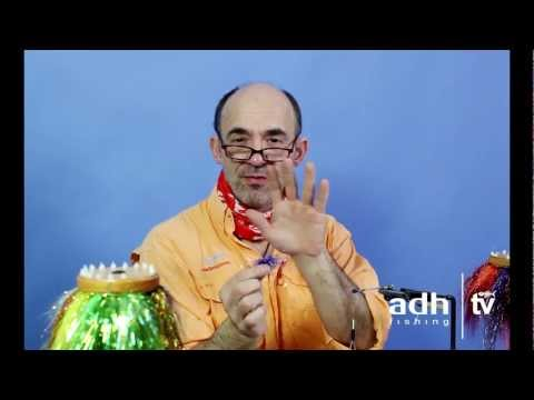 Adh-fishing TV Fly Tying Video With Mikael Frödin Presents Salar Synthetic Series Products