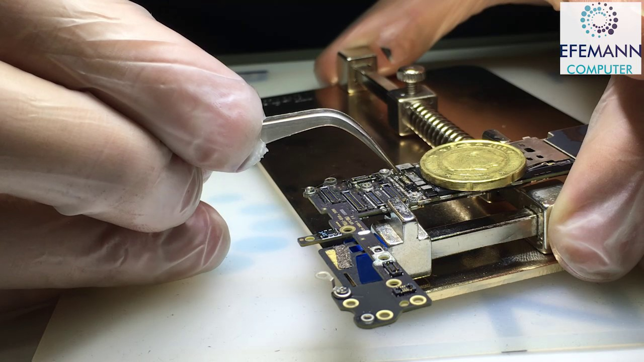 Backlight Reparatur Apple iPhone 6 Hintergrundbeleuchtung
