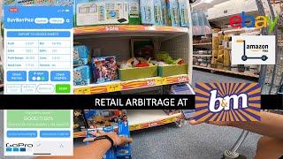 Retail arbitrage at B\u0026Ms - Buying and selling on Amazon FBA and ebay UK