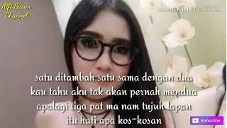 Karna Su Sayang Versi Jawa/NELLA KARISMA (Lirik)