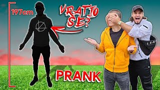 VRATIO SE MOZZA??? | PRANK NA STEPI