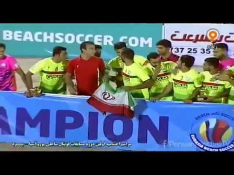Moghavemat 7-0 Sporting CP | Eurasia Beach Soccer Cup 2017