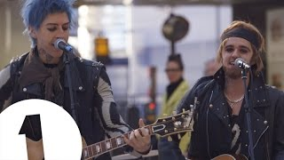 The Vamps: Secret Busker - BBC Radio 1