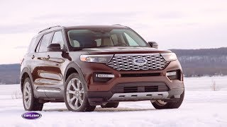 2020 Ford Explorer: First Look — Cars.com