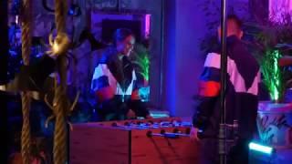 Ханна и Luxor - Нарушаем правила | Съемки клипа | Backstage