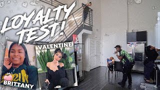 Sneaking A Girl In My House To See If WooWop A Tell His Mom !!! | Loyalty Test