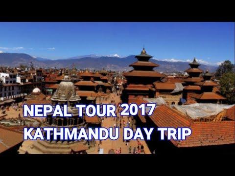 KATHMANDU A day trip Nepal tour 2017