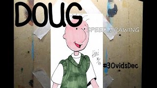 Baixar 30. DOUG - speed drawing #30vidsDec | DROIDMONKEY
