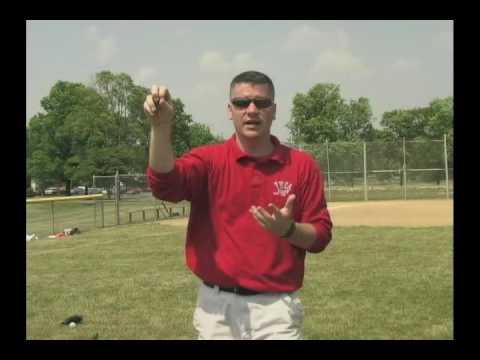 Teaching kids the mechanics of throwing