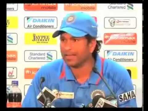 Sachin Tendulkar Announced Retirement From Test After Playing His 200th Match 360p