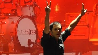 Placebo - Live at Moscow 26.10.2016 (Full Emotional Gig) (Rus Subs)