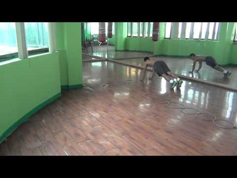 Sakong workout