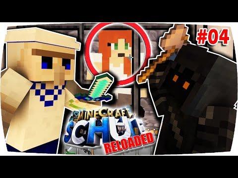 GEFÄNGNIS-AUSBRUCH GEHT SCHIEF! 😨 | Minecraft SCHULE Rel. #04 [Deutsch/HD]